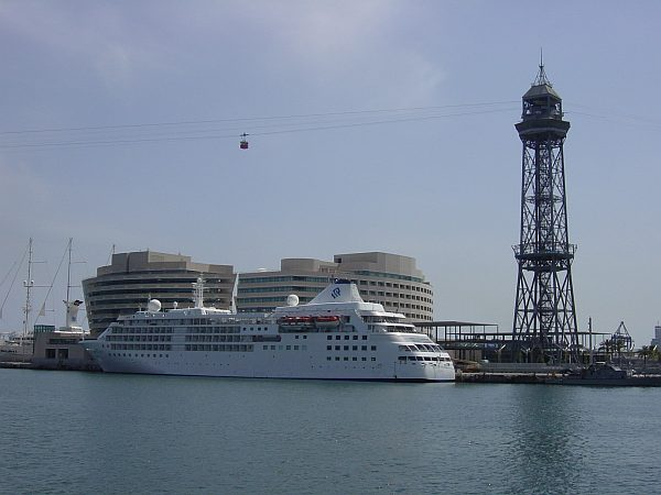 Photo - Barcelone - Port Vell