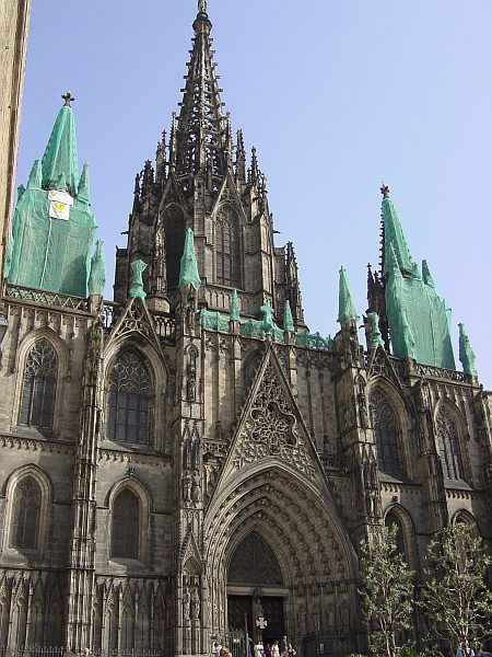 Photo - Barcelona - Cathedral