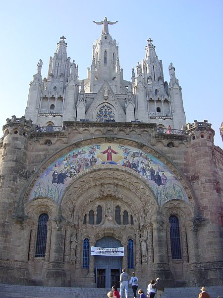 Photo - Barcelone - Tibidabo