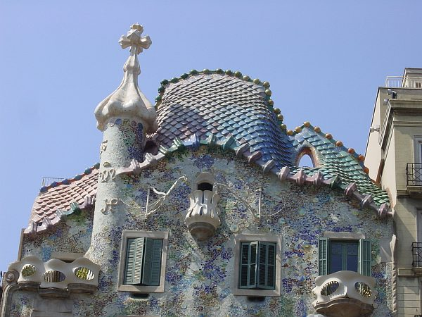 Photo - Casa Battló - Gracia Avenue