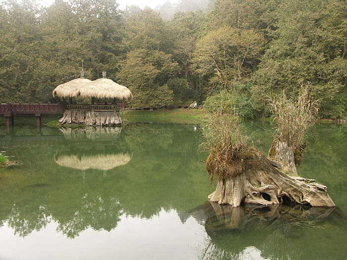 Photo - Alishan - The Two Sisters Pond