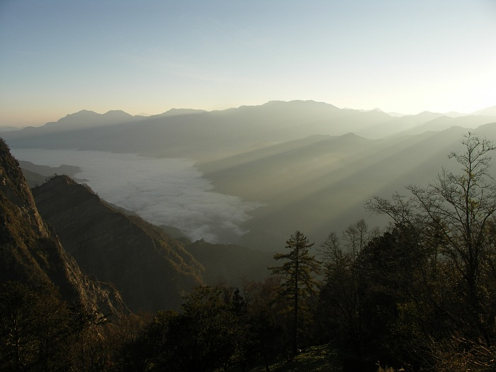 Photo - 2nd day - Sea of clouds