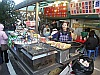 Breakfast for sale at Chushan mount - Alishan - Sunrise