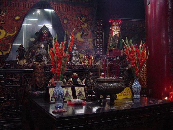 Photo - Hsinchu - Guang Gong Temple