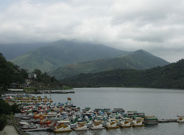 Photo - Liyutan - Carp Lake near Hualien