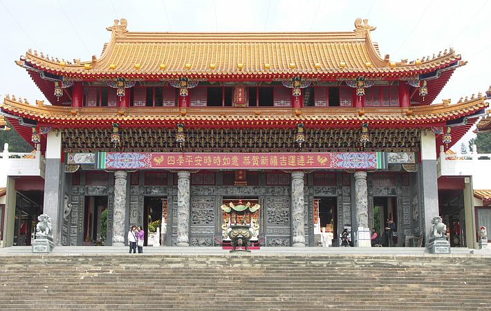 Photo - Temple of martial and literary arts