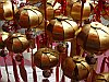 Chinese lanterns - Sun Moon Lake - Wenwu Temple