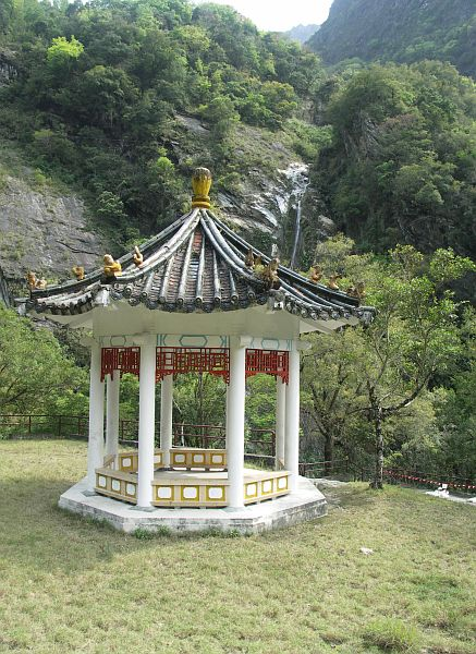 Photo - Central Cross Highway - Yue Fei Pavilion
