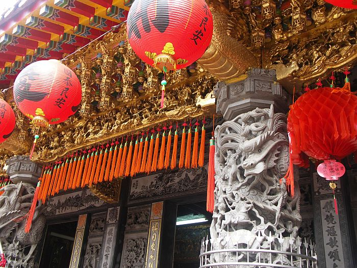 Photo - Shoujen Temple - Alishan